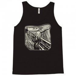 the scream Tank Top | Artistshot