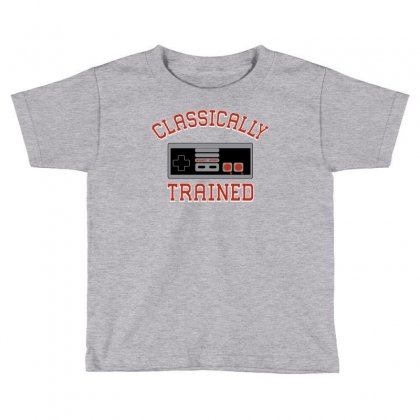 Classically-trained New Toddler T-shirt Designed By Eugene