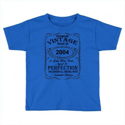 2004 Toddler T-shirt Designed By Killakam