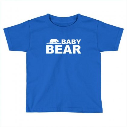 Baby Bear Newe 1 1 Toddler T-shirt Designed By Tshiart