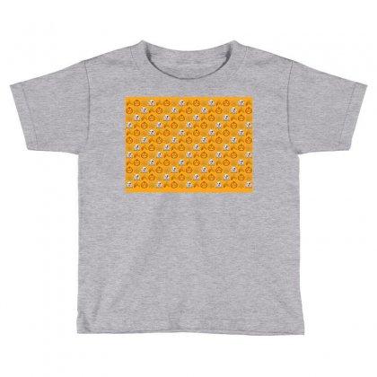 Halloween Toddler T-shirt Designed By Killakam