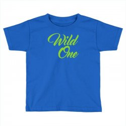 Wild One Toddler T-shirt | Artistshot