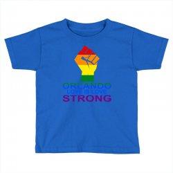 Love Is Love, Orlando Strong Toddler T-shirt | Artistshot