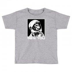 funny monkey astronomy Toddler T-shirt | Artistshot