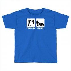 funny biker Toddler T-shirt   Artistshot