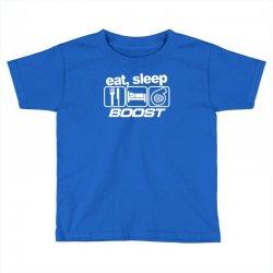 eat sleep boost Toddler T-shirt | Artistshot