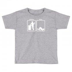 before after Toddler T-shirt | Artistshot