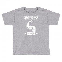 the gun show Toddler T-shirt | Artistshot
