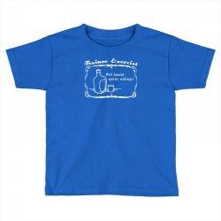 trainee exorcist Toddler T-shirt | Artistshot