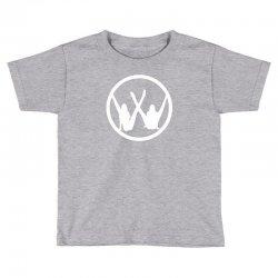 vw strip logo Toddler T-shirt   Artistshot