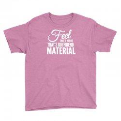 funny tshirts   i love it when my boyfriend Youth Tee | Artistshot