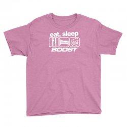 eat sleep boost Youth Tee | Artistshot