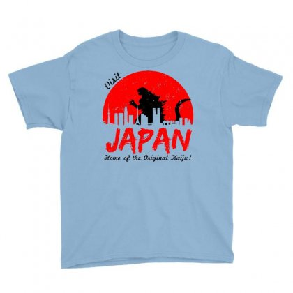 Visit Japan Youth Tee Designed By Specstore