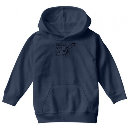 Check Out My Caulk Youth Hoodie Designed By Gematees