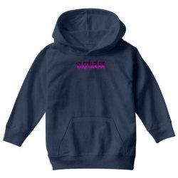 funny mens t shirt, slim fit, scoop neck, cool club tee, creative shirt, wtf Youth Hoodie   Artistshot