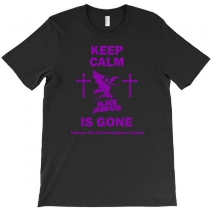 Keep Calm T-shirt Designed By Homienice