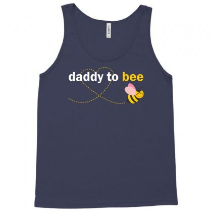 Daddy To Bee Tank Top Designed By Sabriacar