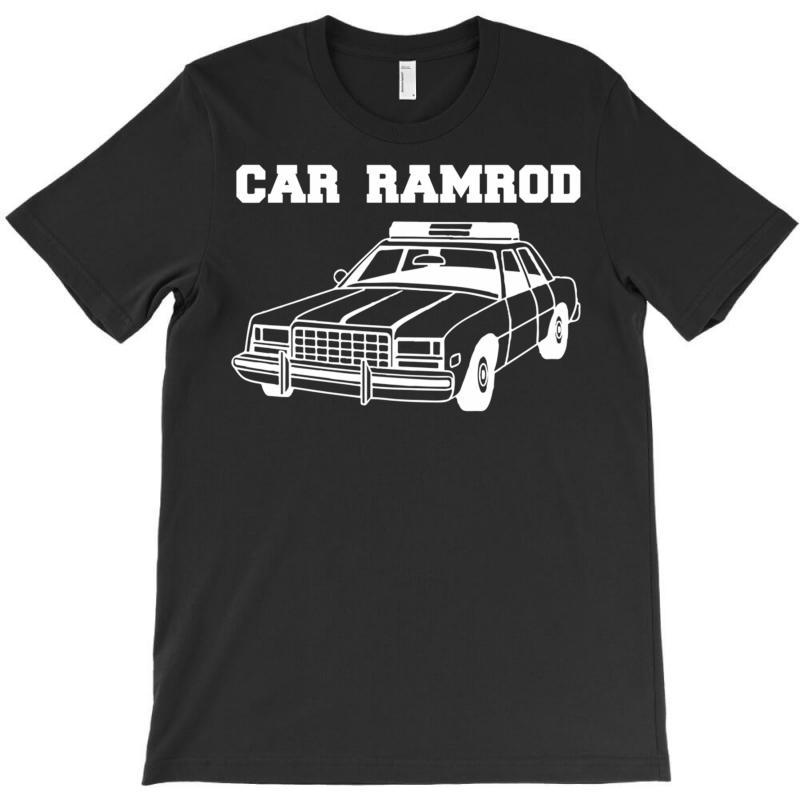Custom Car Ramrod T-shirt By Syahbudi90