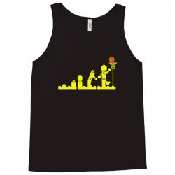 evolution lego basketball sports funny Tank Top | Artistshot