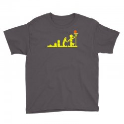 evolution lego basketball sports funny Youth Tee | Artistshot