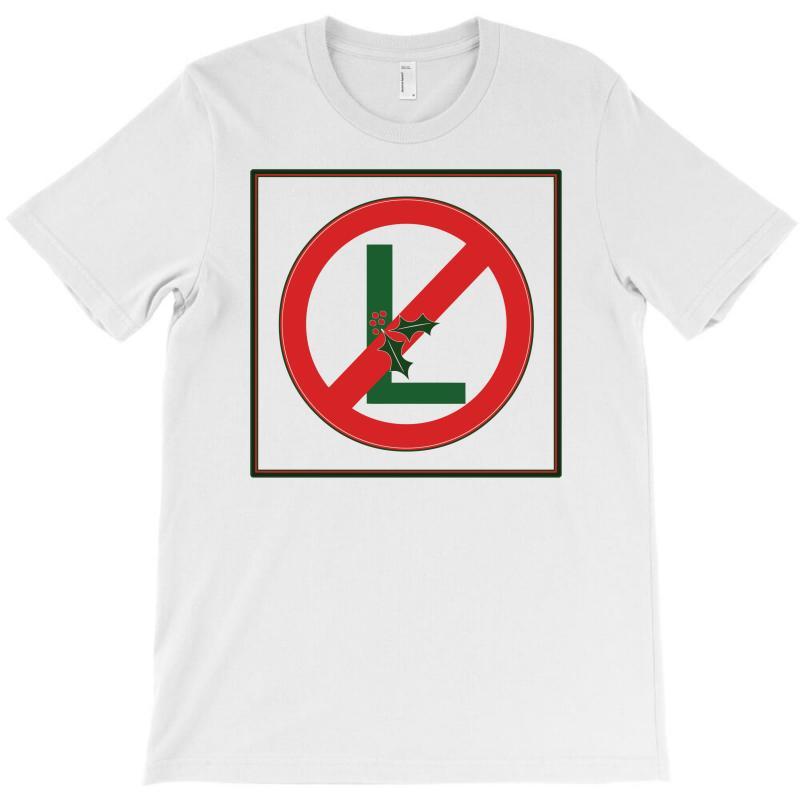 be2705c99bf0 Custom Funny Noel, No L Christmas T-shirt By Mdk Art - Artistshot