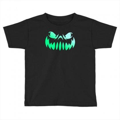 Halloween Funny Toddler T-shirt Designed By Mdk Art