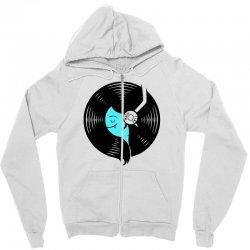 music time Zipper Hoodie | Artistshot