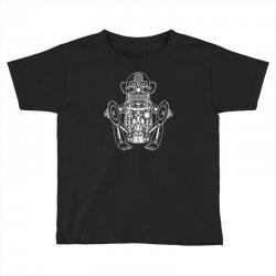 musician monkey robot Toddler T-shirt | Artistshot