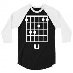 offensive rude music 3/4 Sleeve Shirt | Artistshot