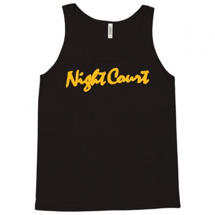 Night Court Tank Top Designed By Syahbudi90
