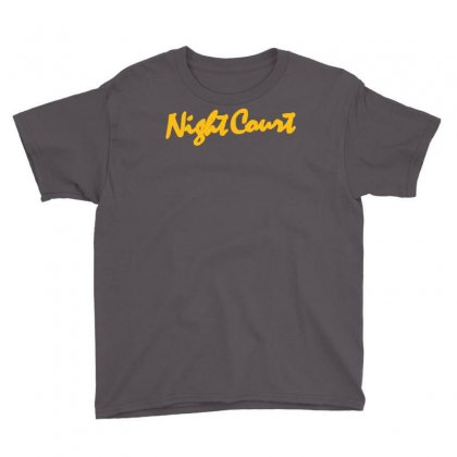 Night Court Youth Tee Designed By Syahbudi90