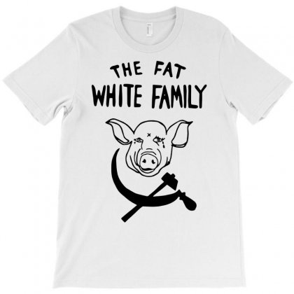 The Fat White Family T-shirt Designed By Mdk Art