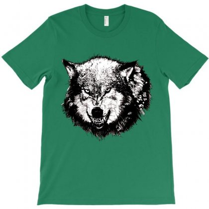 Wolf T-shirt Designed By Sefaarioglu
