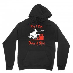 yes i can drive a stick funny Unisex Hoodie   Artistshot