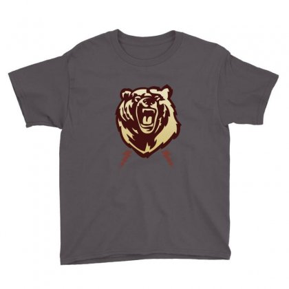 Bear Youth Tee Designed By Sefaarioglu