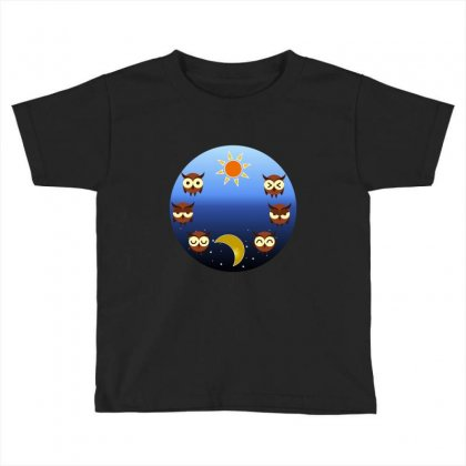 Casual Day Moods Toddler T-shirt Designed By Sefaarioglu