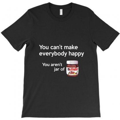 Nutella T-shirt Designed By Sefaarioglu