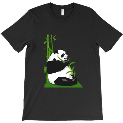 Panda T-shirt Designed By Sefaarioglu
