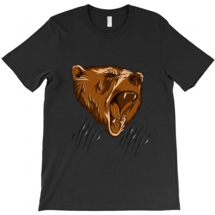 Bear T-shirt Designed By Sefaarioglu