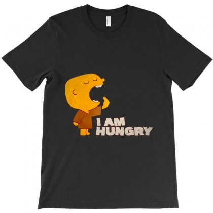 Hungry Boy T-shirt Designed By Sefaarioglu