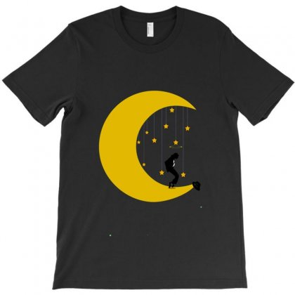 Moonwalk T-shirt Designed By Sefaarioglu