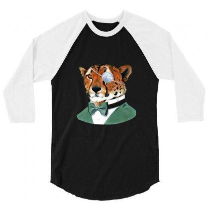 Cheetah 3/4 Sleeve Shirt Designed By Sefaarioglu