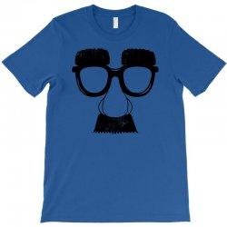 comedy fancy dress moustache funny T-Shirt | Artistshot