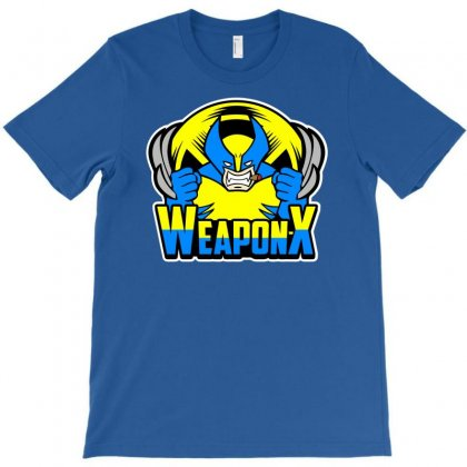 Mutant Weapon Funny T-shirt Designed By Enjang