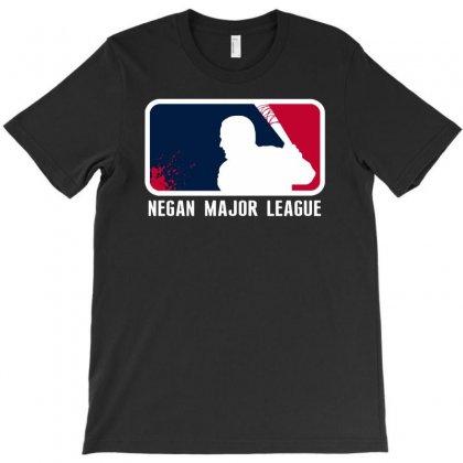 Negan Major League T-shirt Designed By Enjang