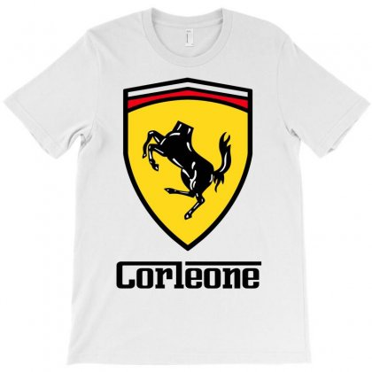 Scuderia Corleone (collab With Jay Hai) Funny T-shirt Designed By Enjang
