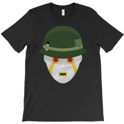 Terrible Soldiers Funny T-shirt Designed By Enjang