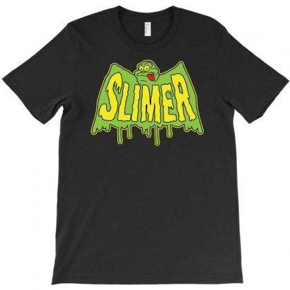 You've Been Slimed Funny T-shirt Designed By Enjang