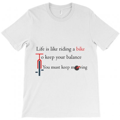 Bike T-shirt Designed By Sefaarioglu