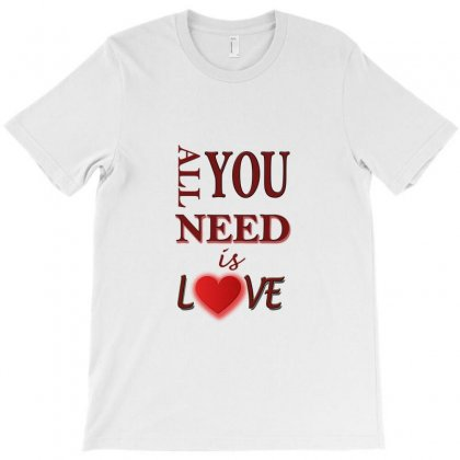 Love T-shirt Designed By Sefaarioglu